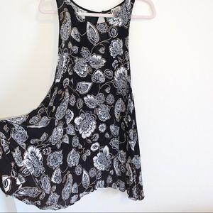 FP floral tunic size small!